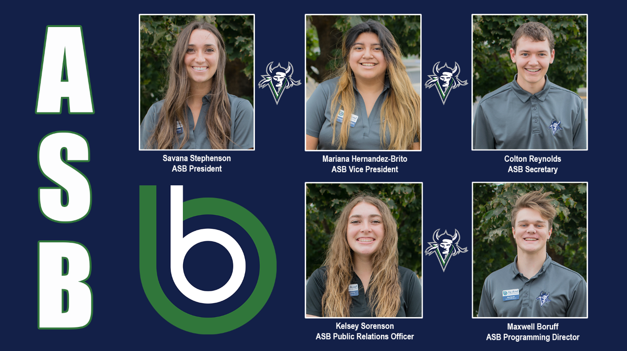 ASB Officers 2020-21
